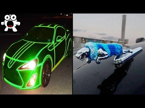 Creativas Modificaciones De Automóviles