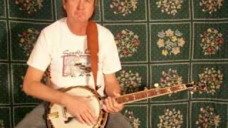 """""""Down the Road"""" Banjo by Jim Penson"""