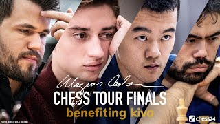 Carlsen Vs. Ding Liren | Nakamura Vs. Dubov | MCCT Semi-finals | Day 1