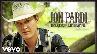 Jon Pardi   Heartache Medication (Official Audio)