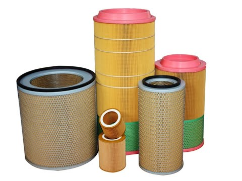 Screw Compressor Air Filters