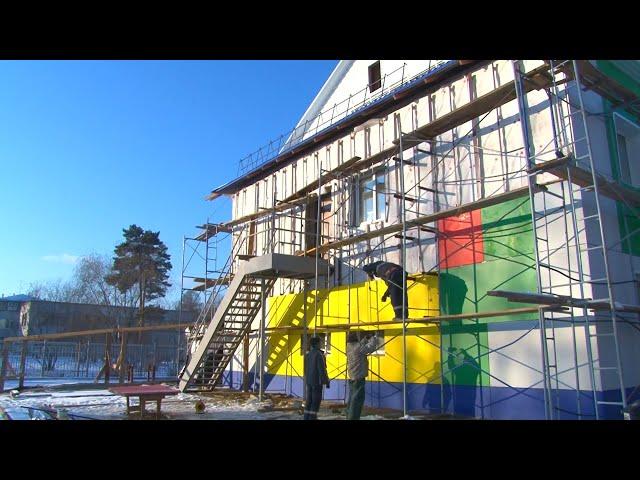 Строительство детского сада на финишной прямой