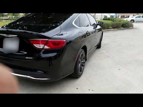 2015 Chrysler 200  New Wheel Cover (Budget Option)