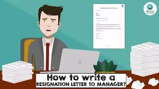 Resignation letter via email