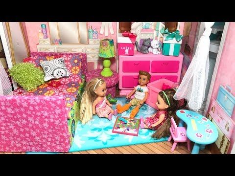 Barbie Haley, Ally, Timmy PLAY! Hide and Seek!