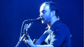 "Dave Matthews Band performs ""Belly Full"" for the First Time Live at the Izod Center on 11/30/12"