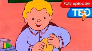 TEO (English) - 17 - Paul goes to nursery school