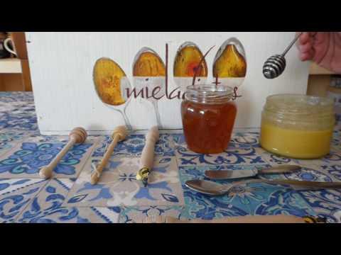 La celulitis como librarse por medio de la miel