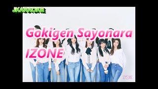 official izone gokigen sayonara - TH-Clip