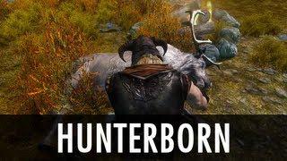 Skyrim Mod: HunterBorn