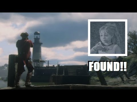 Missing Princess FINALLY FOUND in Red Dead Redemption 2!