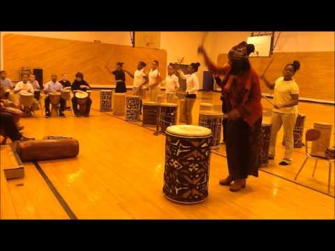 Balafon Drumming and Dance