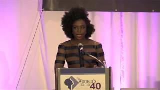 Chimamanda Ngozi Adichie   Be The Change