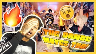 iKON - 'BLING BLING' M/V REACTION! These Dance Moves Tho!