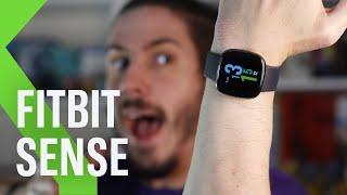 Fitbit Sense, análisis: ESTÉTICA MÁS PREMIUM en el SMARTWATCH más DEPORTIVO de FITBIT