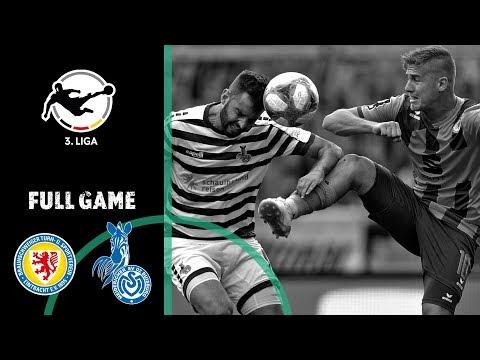 Eintracht Braunschweig vs. MSV Duisburg 0-3 | Full Game | 3rd Division 2019/20 | Matchday 4