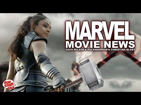 Marvel Movie News: THOR 4 Rumors, SHE-HULK Series, Disney+ Confirmations, & More!