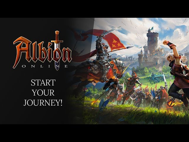 Albion Online | Start Your Journey! (New Intro Video)
