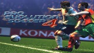 Pro Evolution Soccer 4 - Real Madrid vs Barcelona