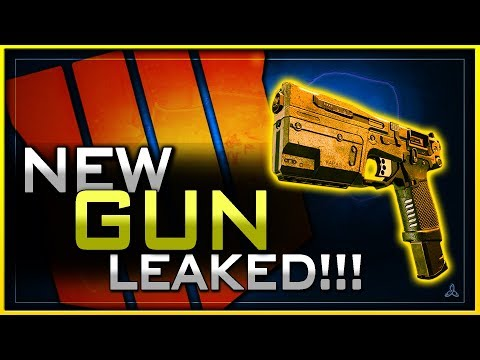 Brand New Gun Leaked In Black Ops 4! (Kap-45 Pistol) Mp3