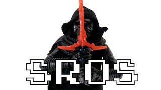 SRoS - Hasbro Star Wars Black SW VII the Force Awakens Kylo Ren