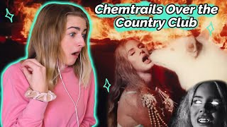 what fresh hell... ✰ Chemtrails Over the Country Club ✰ Lana Del Rey Reaction