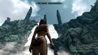 Skyrim - Bikini Fun