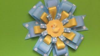 Baby Shower Duck Corsage