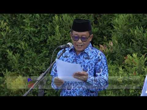 UPACARA HARI GURU NASIONAL 2019
