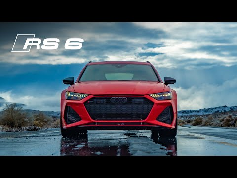 External Review Video drkALluou3I for Audi RS6 Avant (C8 Type 5G)