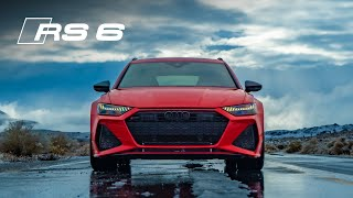 2020 Audi RS6: Road Review - Ready For America   - YouTube