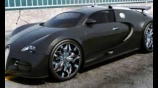 Движение Стритрейсеров, BUGATTI VEYRON ( BEST CAR EVER )