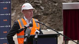 5 Parramatta Square Sod turn – Lord Mayor, Built speeches