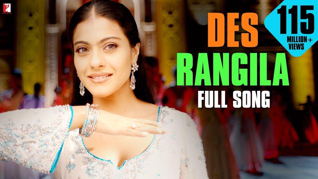 Des Rangila Hindi lyrics