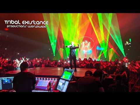 Concert Tour Laser Show Rental