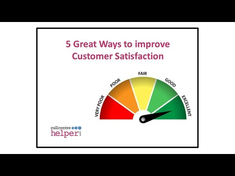 Webinar replay   5 great ways to improve customer satisfaction