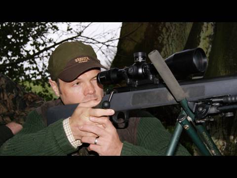 Fieldsports Britain – Rugby league legend Keiron Cunningham goes deerstalking