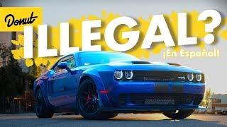The 797HP 2019 Dodge Hellcat Redeye Should be Illegal | ¿PRESTADO?