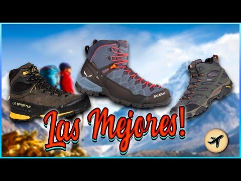 Las MEJORES BOTAS de montaña que puedes comprar!!!