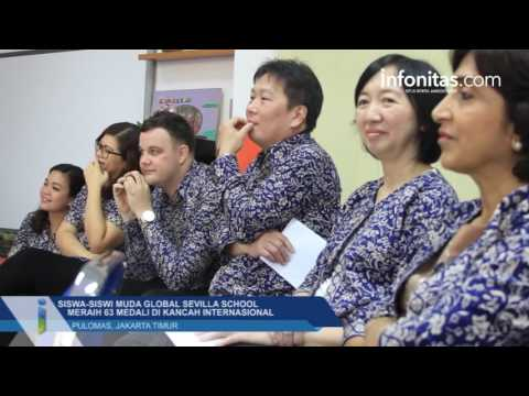 Siswa-Siswi Muda Global Sevilla School Meraih 63 Medali Di Kancah Internasional, Jakarta Timur