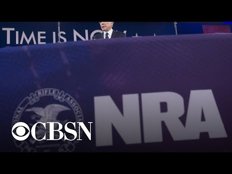 "Legal analyst: New York has a ""very good case"" against the NRA"