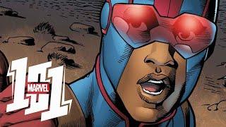 Patriot | Marvel 101