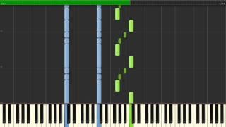 Ramin Djawadi   Main Title [OST Game Of Thrones] (Piano Tutorial | Synthesia)