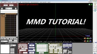 MMD Tutorial: Deleting & Adding Frames (Saving Time)