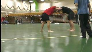 Team Fusion Academy purple belt Noah Jenkins v Jared Coleman new Fusion Student