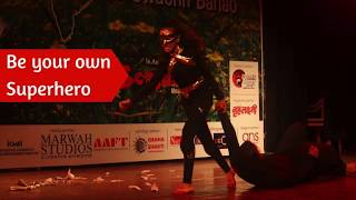 Be Your Own Superhero | Dance Performance | Syna Anand