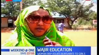 Wajir Woman Representative Fatuma Gedi Issues Bursaries To Girls