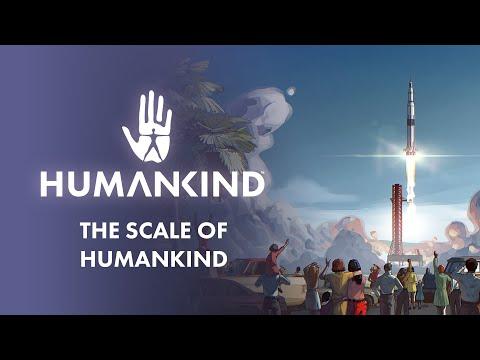L'ampleur de Humankind, chiffres à l'appui de Humankind