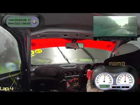 Oulton Park 2020 – Race 2 – Richard Ford
