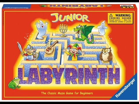 "The Purge: # 1106 Junior Labyrinth: A great little ""dungeon"" game for kids.  Logic is a big part of this game."